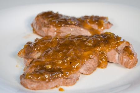 Ternera al horno super jugosa como hacer receta f cil - Solomillo de ternera al horno con mostaza ...